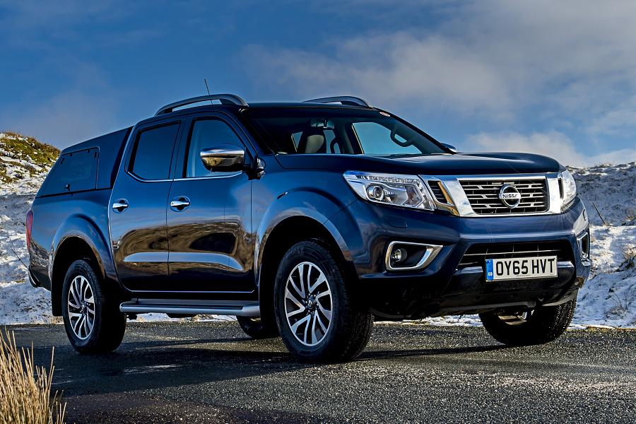 The NP300 Navara becomes Euro 6 compliant - Autoesque
