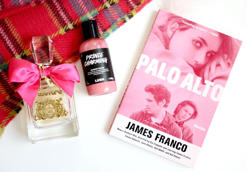 monthly favourites lifestyle flatlay