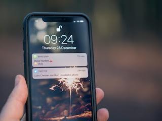 Cara mengaktifkan lampu notifikasi di Xiaomi
