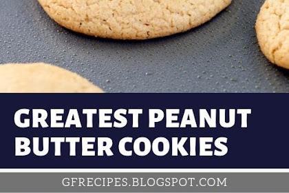 Greatest Peanut Butter Cookies