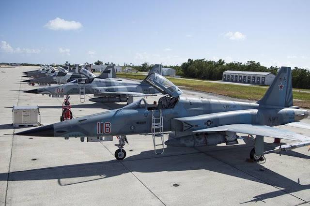 US Navy buy Swiss F-5