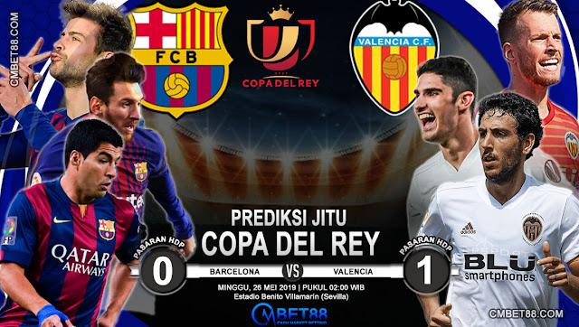 Prediksi Bola Barcelona VS Valencia
