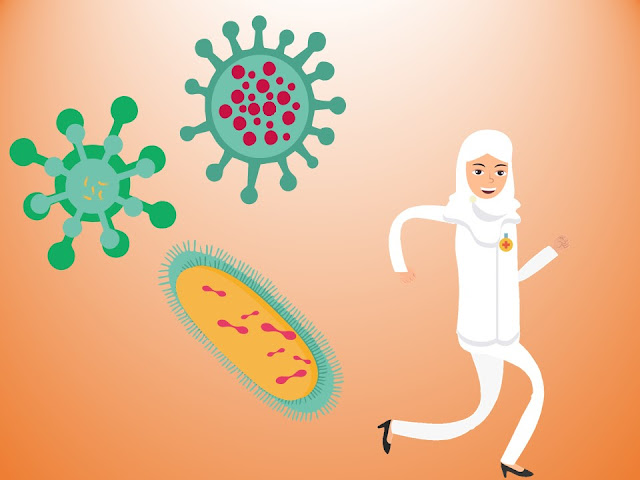 5 Cara Efektif Agar Terhindar dan Tertular Virus Corona