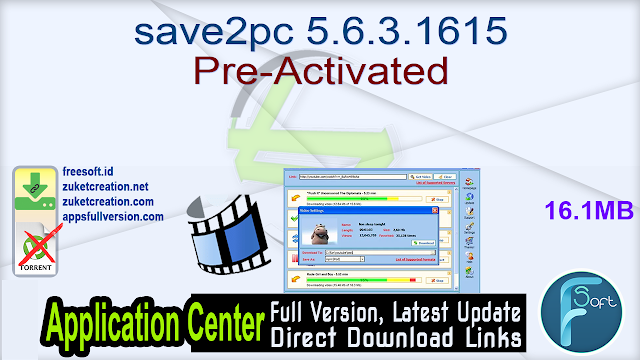 save2pc 5.6.3.1615 Pre-Activated