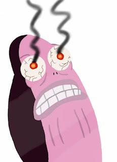 Spongebob meme template My Eyes