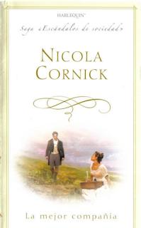 Nicola Cornick - La Mejor Compañia