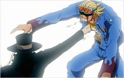 ดัชนีพิฆาต (Finger Gun) @ Rokushiki One Piece