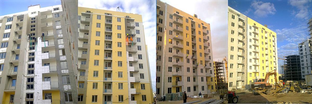Утепление стен Севастополь