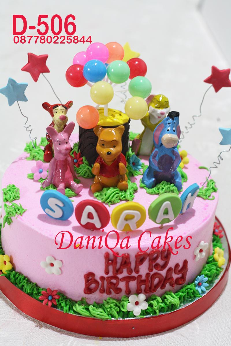 Daniqa Cake And Snack March 2013