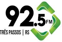 Rádio Alto Uruguai FM 92,5 de Três Passos RS