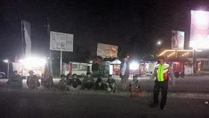 Unit Sabhara Polsek Solokanjeruk Polresta Bandung, Patroli Malam Upaya Kamtibmas