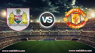 مشاهدة مباراة بريستول سيتي ومانشستر يونايتد Bristol city vs Manchester united بث مباشر بتاريخ 20-12-2017 كأس رابطة المحترفين الإنجليزية