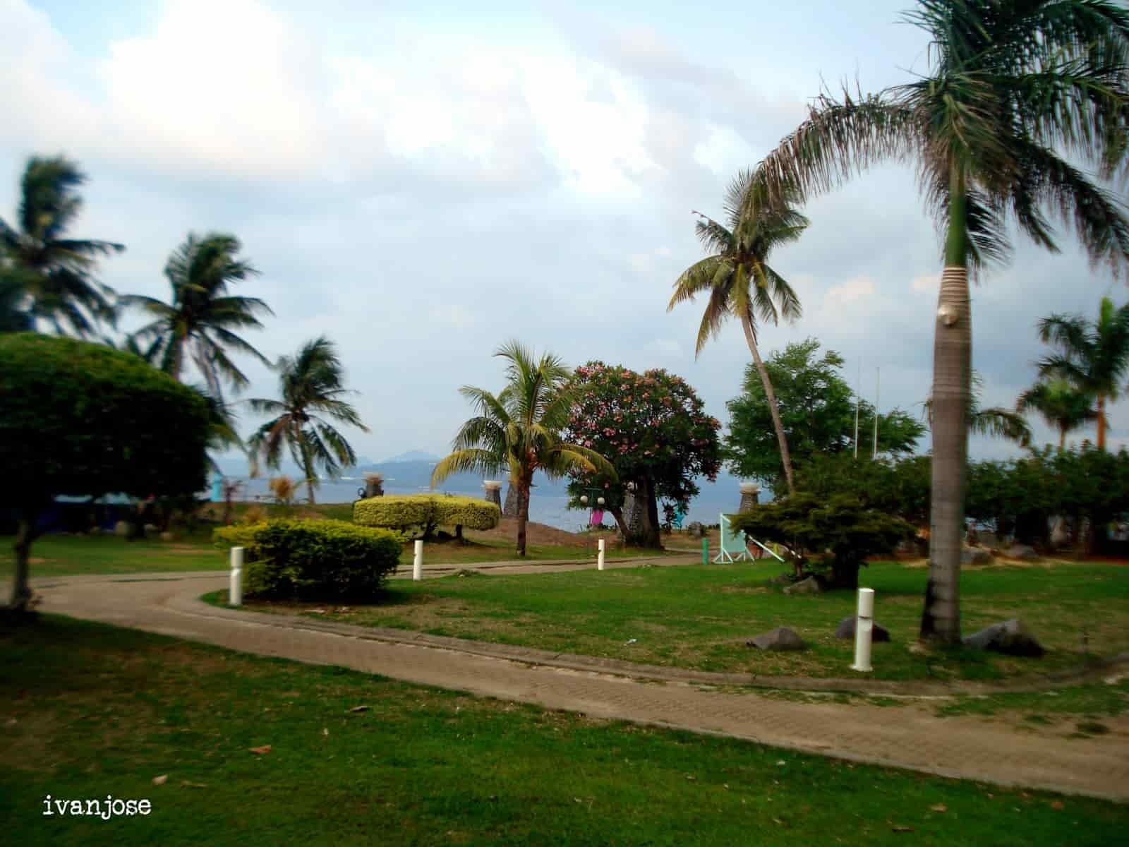 Garden at Grande Island Resort