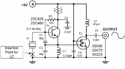48-MHz-Clock-Generator-Circuit-Diagram