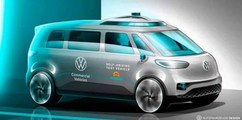 Autonomous cars drive on public roads in Germany