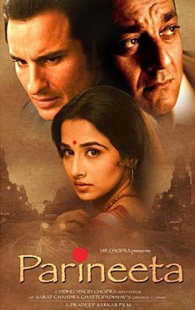 Poster Of Hindi Movie Parineeta 2005 Full HD Movie Free Download 720P Watch Online