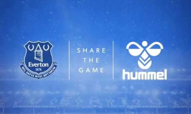 Everton Gandeng Apparel Hummel