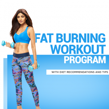 60-minute fat-burning workout