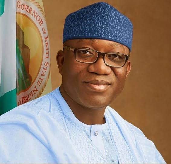 Gov Kayode Fayemi tests positive for COVID-19
