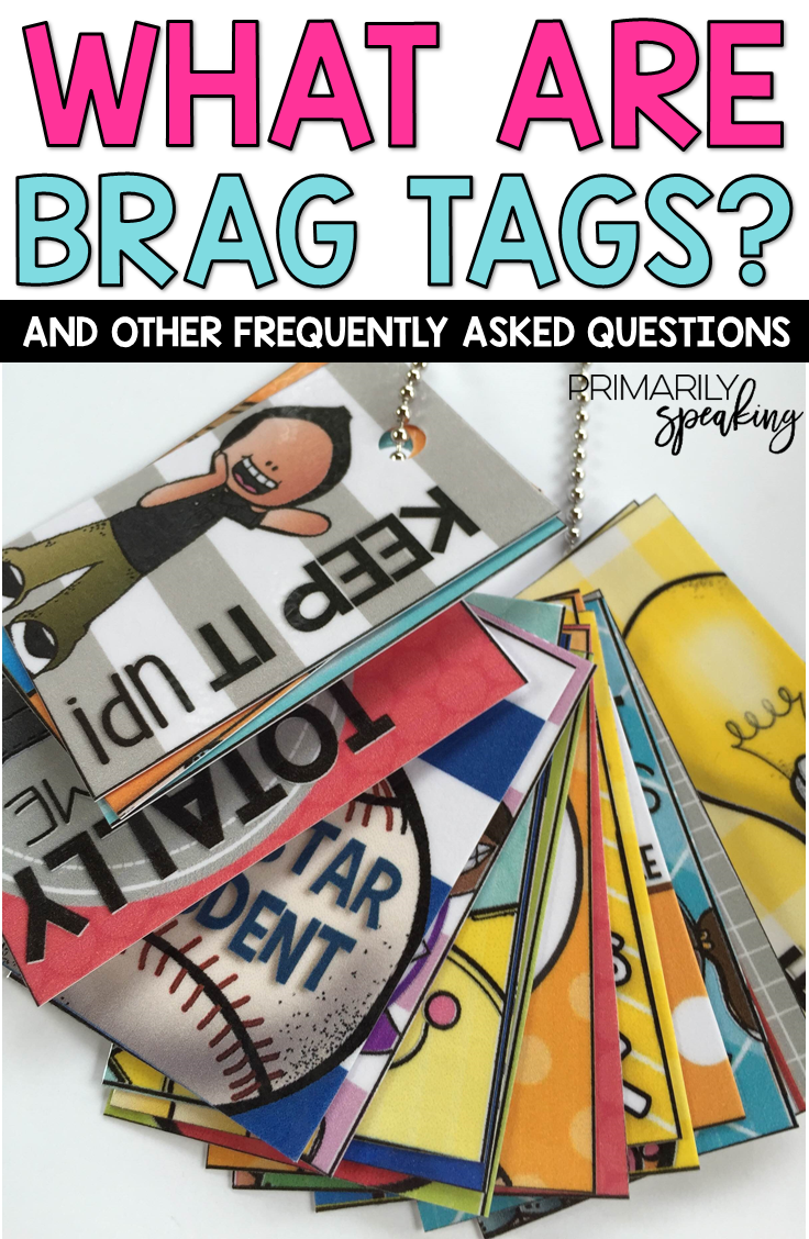 Brag Tags {All Your Questions Answered}
