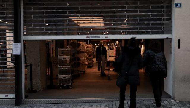 Χιλιομετρικός «κόφτης» για σούπερ μάρκετ, καταστήματα και άθληση - Από τις 19:00 η απαγόρευση κυκλοφορίας τα Σαββατοκύριακα