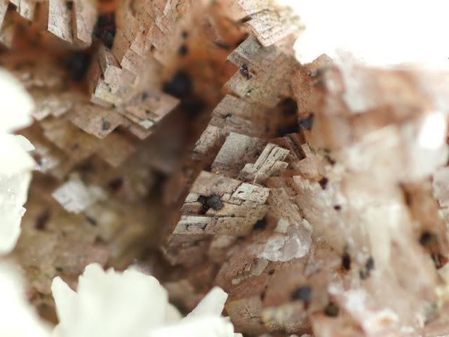 アンケライト アンケル石 Ankerite Bou-Beker mine Morocco