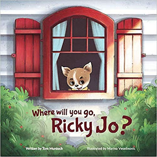 Where Will You Go, Ricky Jo? (Author Interview)