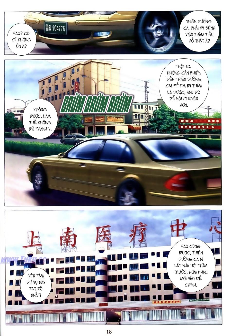 Người Trong Giang Hồ Chap 617 - Truyen.Chap.VN