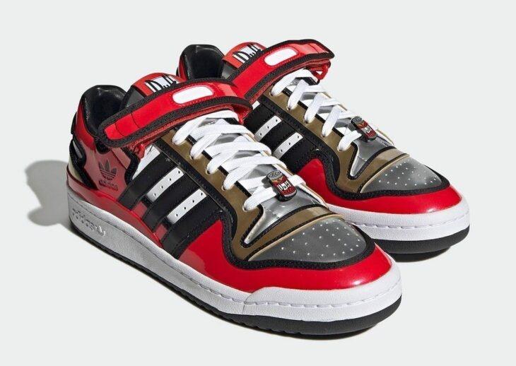 Adidas lanza estos tenis inspirados en la cerveza Duff, y los fans los necesitamos