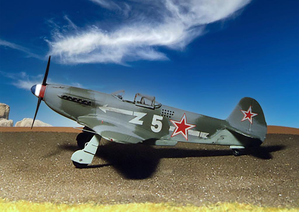 Yak-3 Hasegawa