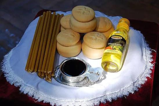 Традиційні приношення у православній традиції