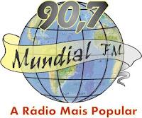 Rádio Mundial FM 90,7 de Foz do Iguaçu PR