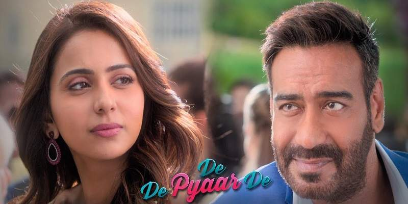 De De Pyaar De Screen Count Advance Booking Report Poster