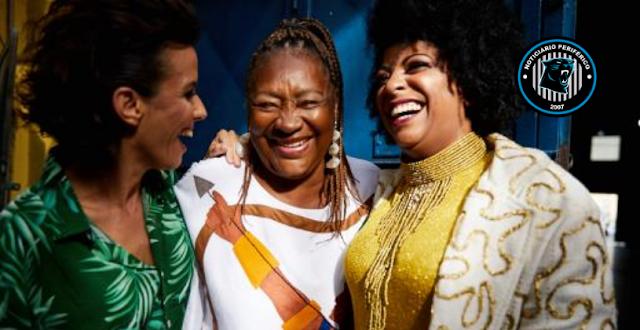 Dona Bernadete faz show no Sesc Belenzinho e celebra 45 anos de carreira