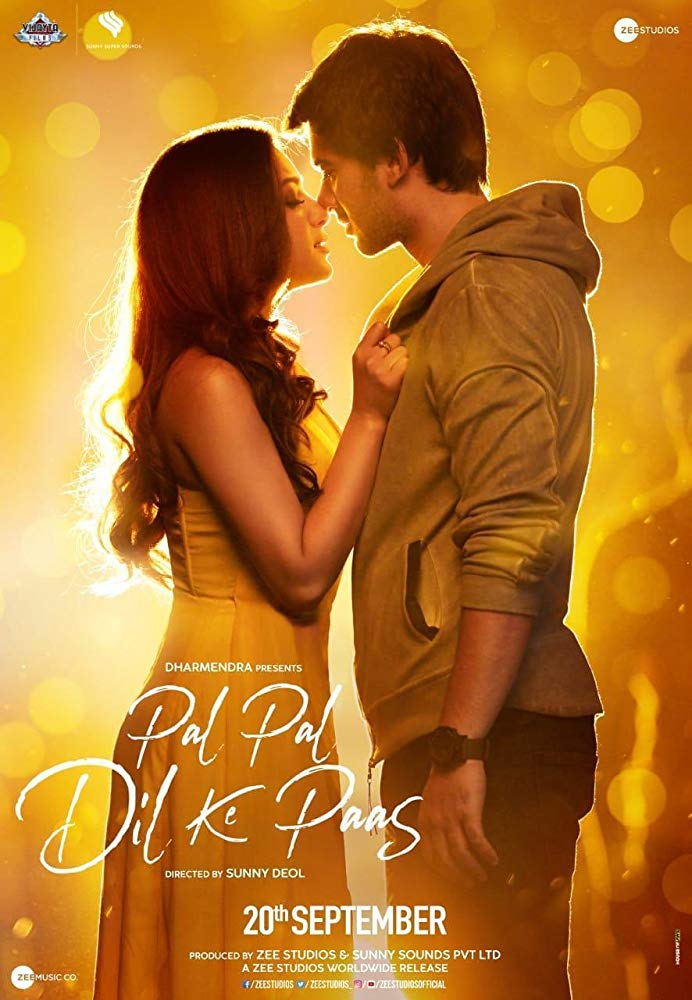 pal pal dil ke paas Full Movie Download Filmyzilla
