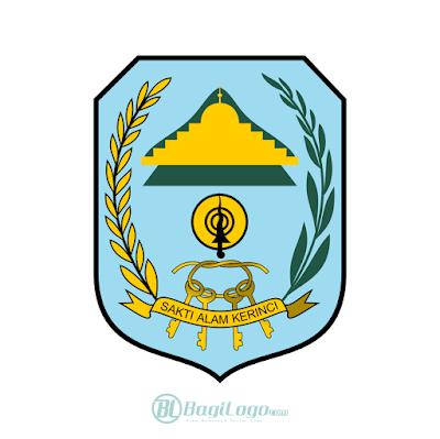 Kabupaten Kerinci Logo Vector