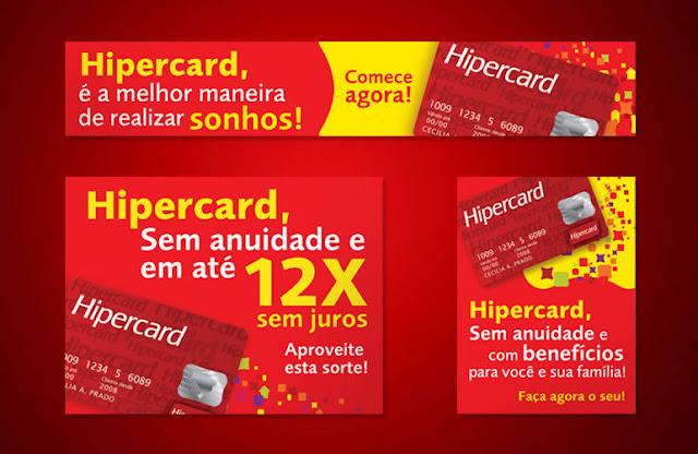 Como solicitar um Hipercard