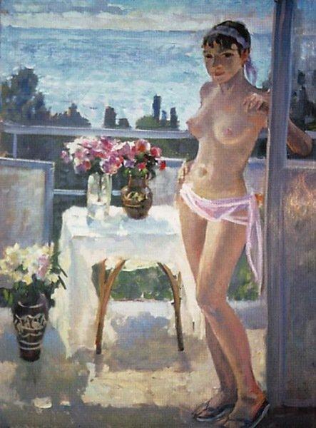 Обнаженные женщины в русском искусстве почему так