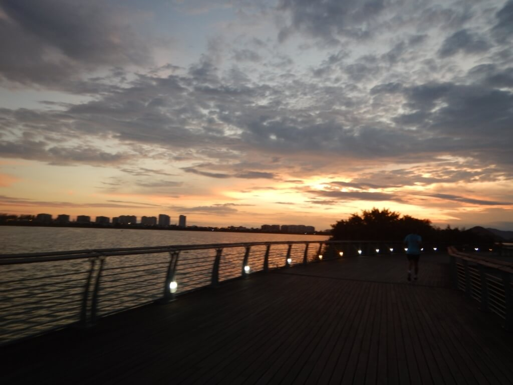 Lugares para correr no Rio de Janeiro