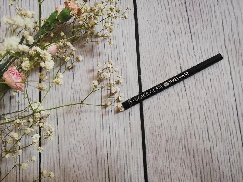 Bell Black Glam Eyeliner precyzyjny eyeliner w pisaku