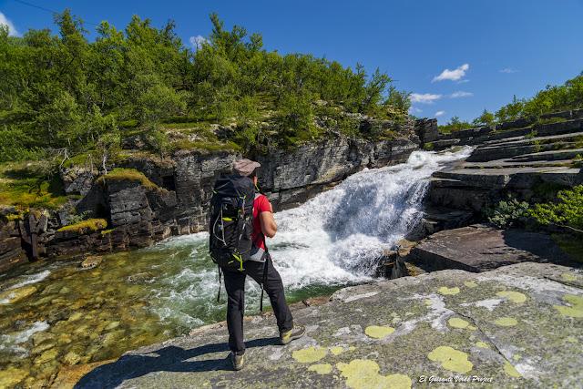 Rio Ula en el Parque Nacional Rondane - Noruega, por El Guisante Verde Project