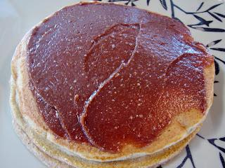 Resep Buat Pancake Saus Coklat Sederhana Mudah Enak Tanpa Rice Cooker Dengan Baking Powder Telur