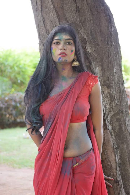 Sanjana Choudhary's Hot Photos & Videos From Newly Married Movie