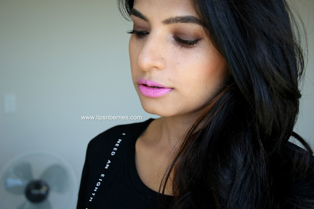 Collection Cosmetics lasting Colour Lipstick Review
