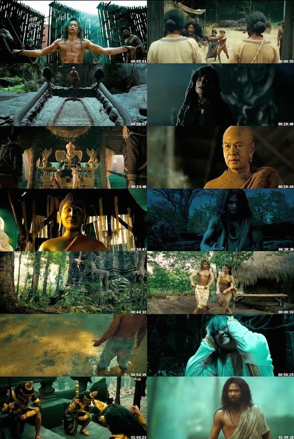 Ong Bak 2 2008 Hindi Dubbed 720p BRRip