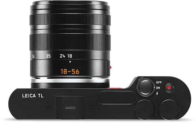 The beautiful Leica TL - one of the best mirrorless cameras in 2017