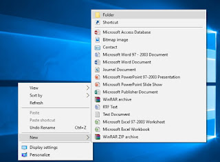Create new folder to enable Gods Mode in Windows 10