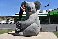 Australian BIG Things | Gundagai BIG Koala