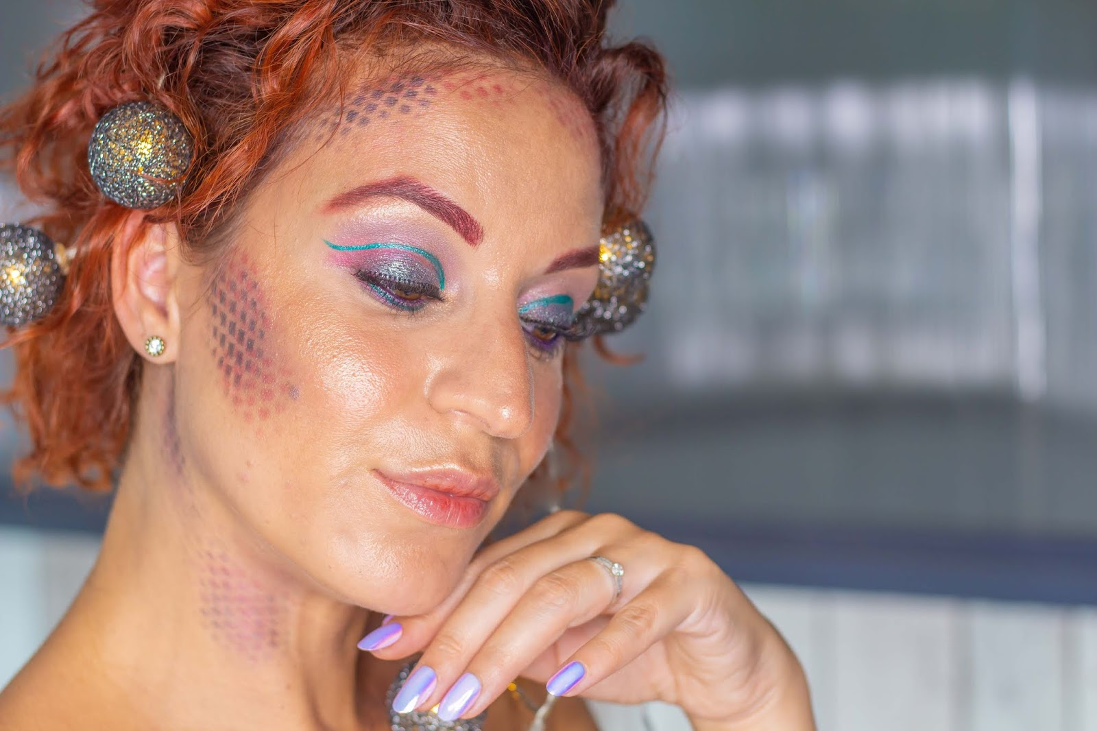 maquillage-sirene-mermaid-makeup