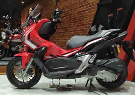 Honda ADV 150   Foto dari OTO COM